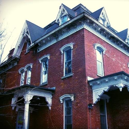 Haunted Places In Pa Halloween: Andover Haunted House In Andover NY