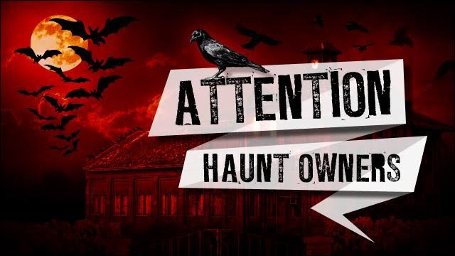 Attention Buffalo Haunt Owners